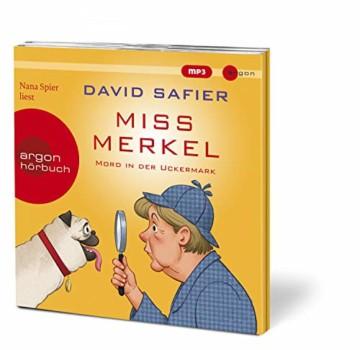 Miss Merkel: Mord in der Uckermark - 4