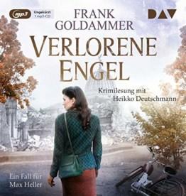 Verlorene Engel. Ein Fall für Max Heller: Ungekürzte Lesung mit Heikko Deutschmann (1 mp3-CD) - 1