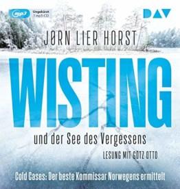 Wisting und der See des Vergessens (Cold Cases 4): Ungekürzte Lesung mit Götz Otto (1 mp3-CD) (Wistings Cold Cases) - 1