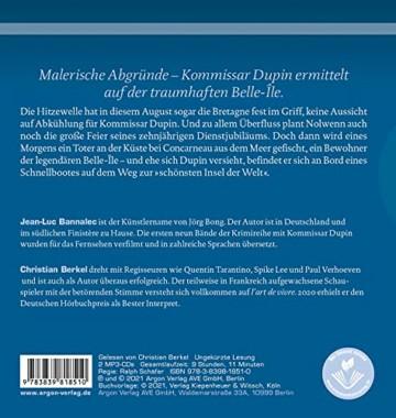 Bretonische Idylle: Kommissar Dupins zehnter Fall (Kommissar Dupin ermittelt, Band 10) - 2