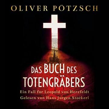 Das Buch des Totengräbers: Ein Fall für Leopold von Herzfeldt: 2 CDs - 1