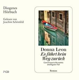 Flüchtiges Begehren: Commissario Brunettis dreißigster Fall (Diogenes Hörbuch) - 1