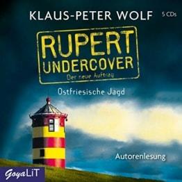 Rupert undercover. Ostfriesische Jagd: Der neue Auftrag - 1