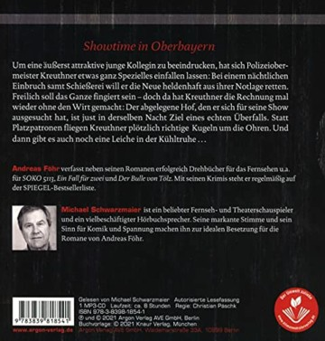 Unterm Schinder (Ein Wallner & Kreuthner Krimi, Band 9) - 2