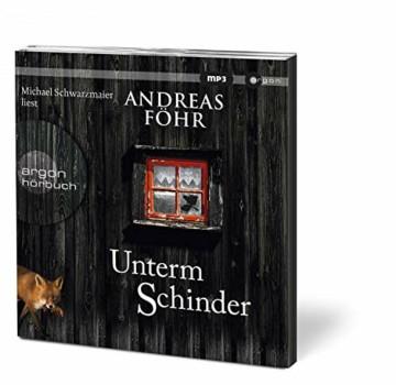 Unterm Schinder (Ein Wallner & Kreuthner Krimi, Band 9) - 3