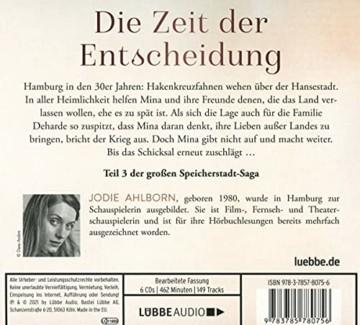 Der Traum von Freiheit: Speicherstadt-Saga. Teil 3. (Die Kaffeehändler, Band 3) - 2