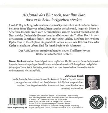 Die Verlorenen (Jonah Colley, Band 1) - 2