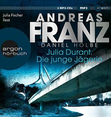 Julia Durant. Die junge Jägerin: Kriminalroman (Julia Durant ermittelt, Band 21) - 1