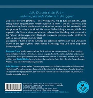 Julia Durant. Die junge Jägerin: Kriminalroman (Julia Durant ermittelt, Band 21) - 2