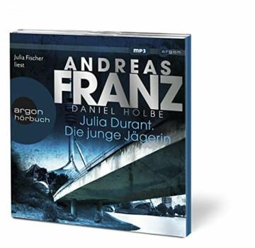 Julia Durant. Die junge Jägerin: Kriminalroman (Julia Durant ermittelt, Band 21) - 3