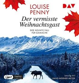 Der vermisste Weihnachtsgast. Der neunte Fall für Gamache: Ungekürzte Lesung mit Hans-Werner Meyer (2 mp3-CDs) (Ein Fall für Gamache) - 1