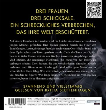 Wer das Feuer entfacht - Keine Tat ist je vergessen: Von der Autorin des Nr.-1-Bestsellers »Girl on the Train« - 2