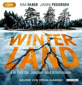 Winterland: Ein Fall für Juncker und Kristiansen (Juncker & Kristiansen, Band 1) - 1